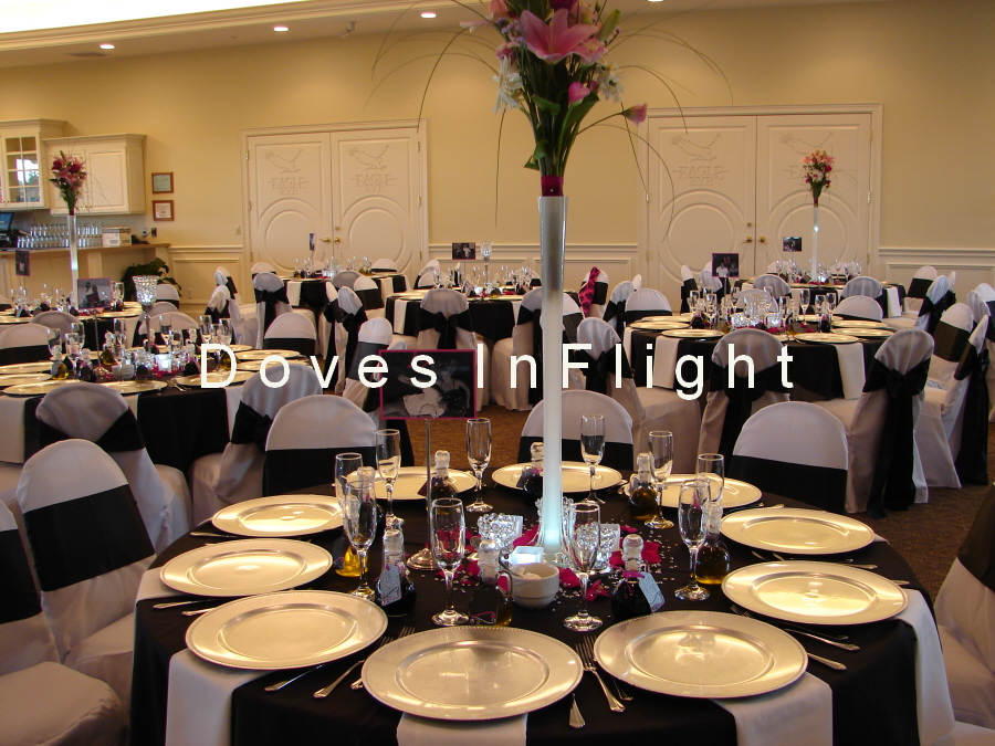 Chair Covers Of Lansing Centerpieces And Florals